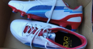 Puma evoSPEED arrived