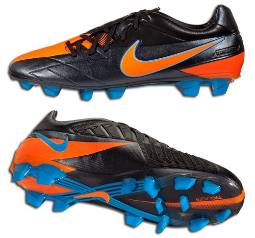 T90 Laser Black with Orange
