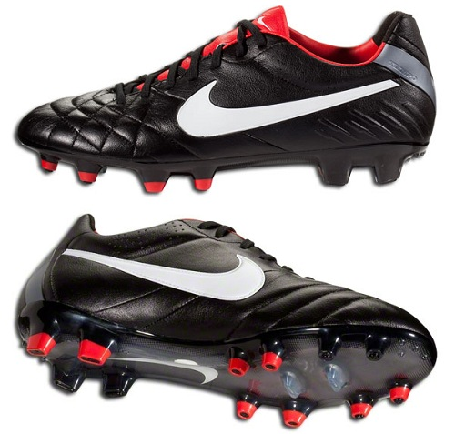 Nike Tiempo Legend IV in Black Challenge Red Released  01c552ddb
