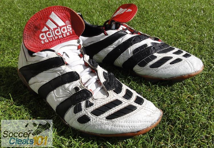 Image result for adidas predator accelerator white 1998