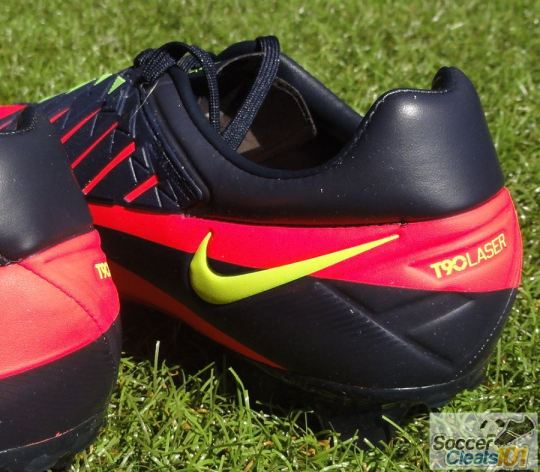 Crimson T90 Heel