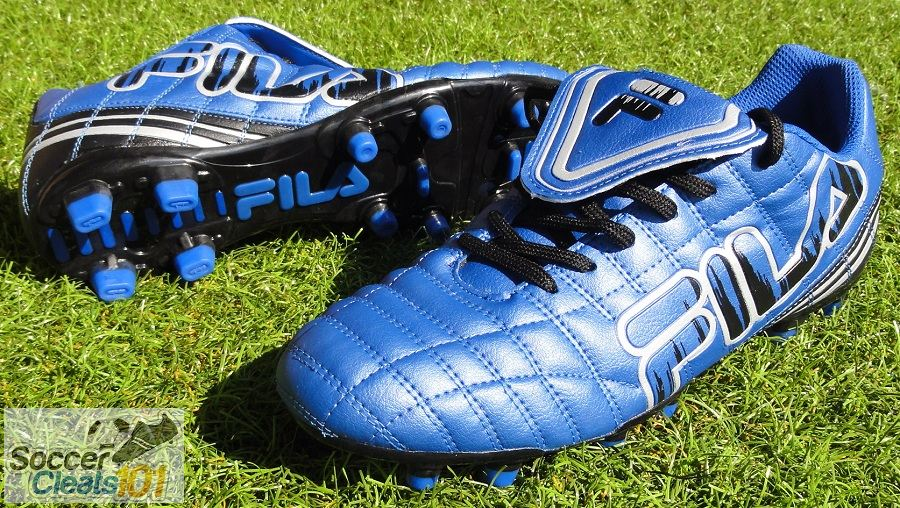 2111f2d083d Checking Out Fila (Yes, I said Fila!) | Soccer Cleats 101