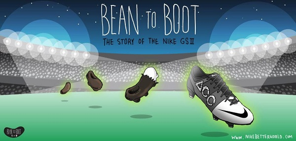 Bean to Boot - Nike GS