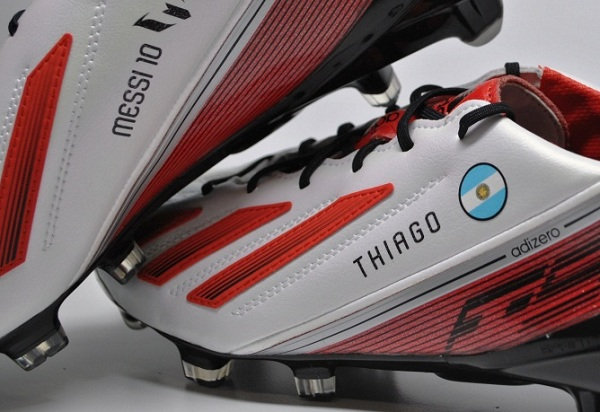 Messi mi adidas adizero F50