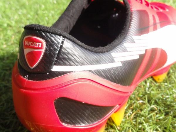 Puma Ducati Boots - Heel