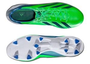 Green Zest F50 adiZero Profile
