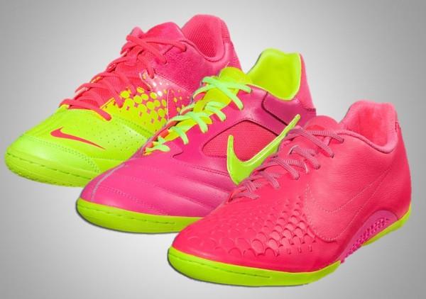 new styles 0ad33 991a9 Nike5 Elastico Pink Flash