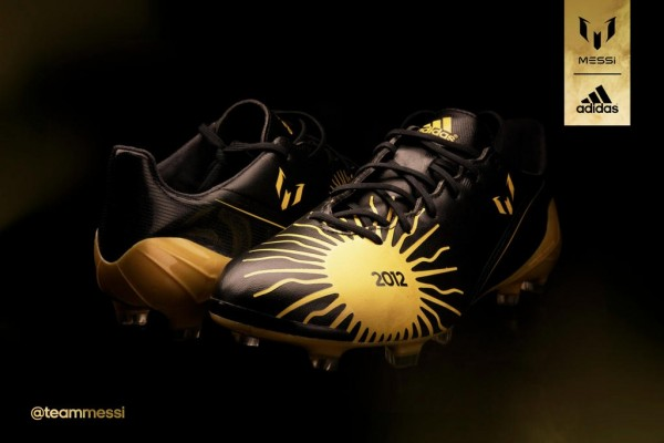 TeamMessi Boots