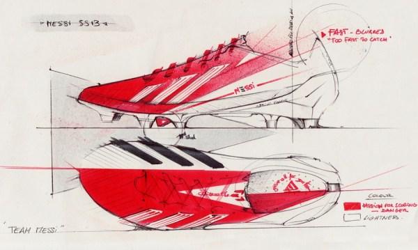 Messi adiZero Concept