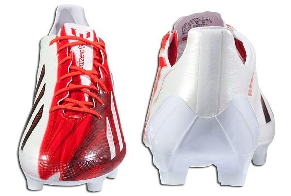 Messi's Red F50 adiZero
