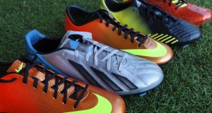 Mid Range Soccer Cleats