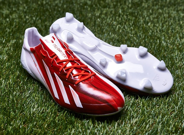 Adidas F50 Adizero Messi Released Play The Messi Way Soccer Cleats 101