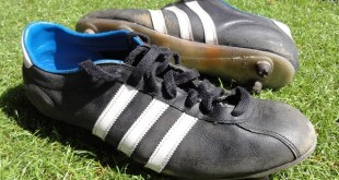 Retro Adidas boots giveaway