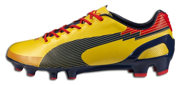 Yellow evoSPEED