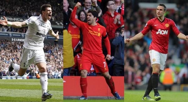 Bale Suarez VanPersie