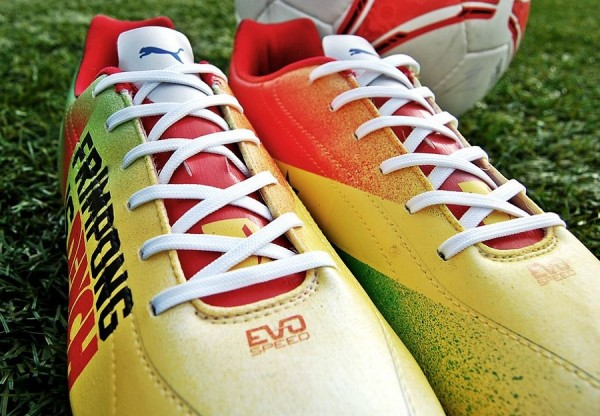 Frimpong is Dench evoSPEED