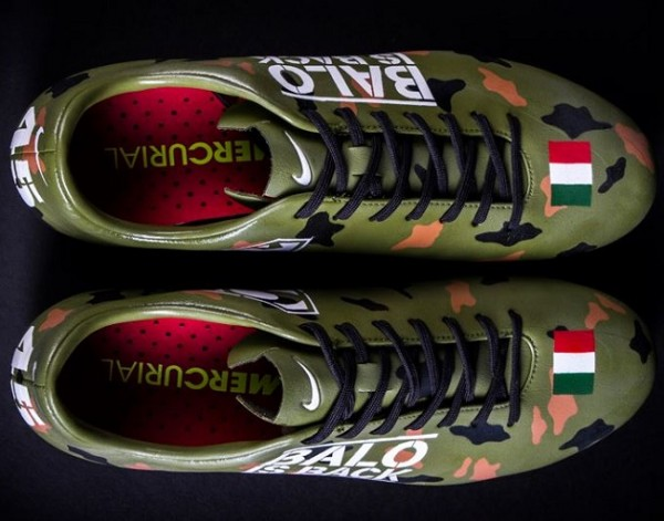 Mr Dheo Balotelli Boots