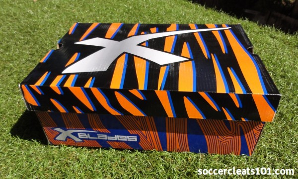 XBlades Wild Thing Box