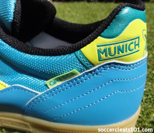 Heel of Munich Gresca
