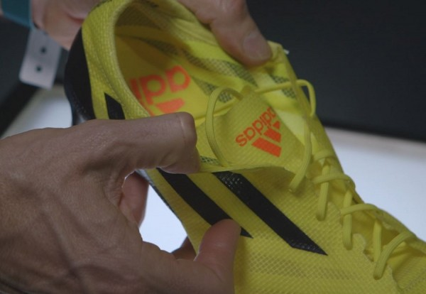 Lightest Adidas F50 adiZero ever