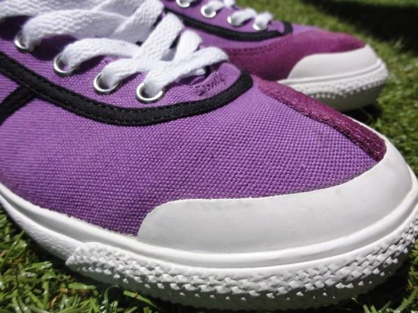 Purple Pele Armador Forefoot