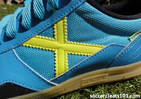 Sky Blue Munich Gresca Shoe