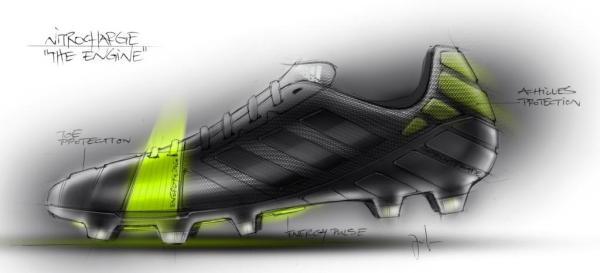 adidas Nitrocharge Sketch