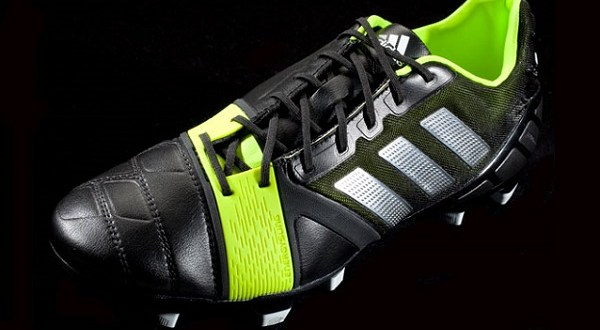 Black Adidas Nitrocharge