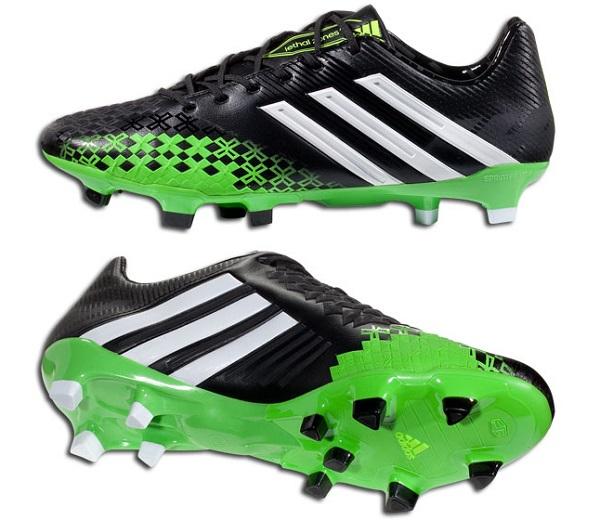 Black Adidas Predator LZ