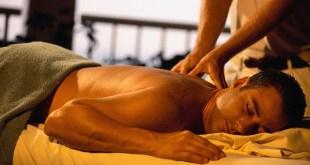 Getting a Soccer Massage