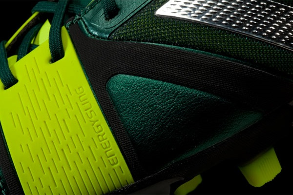 Adidas Nitrocharge Green detailing (d)