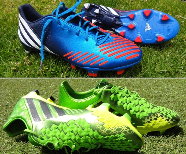 Adidas Predator LZ Compared