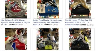 Dead Stock Soccer Cleats for Sale