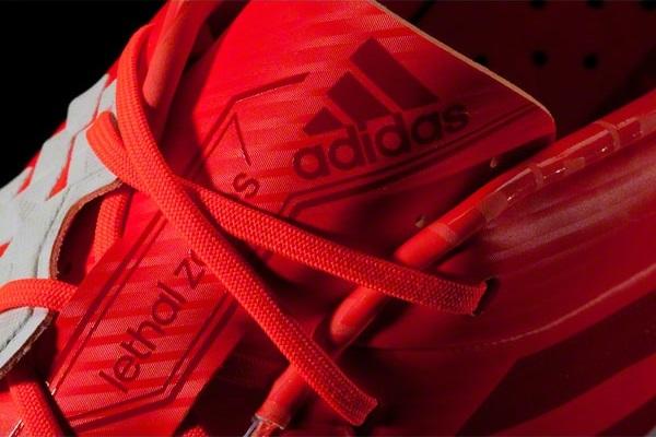 Adidas Predator LZ SL - Red White (d)