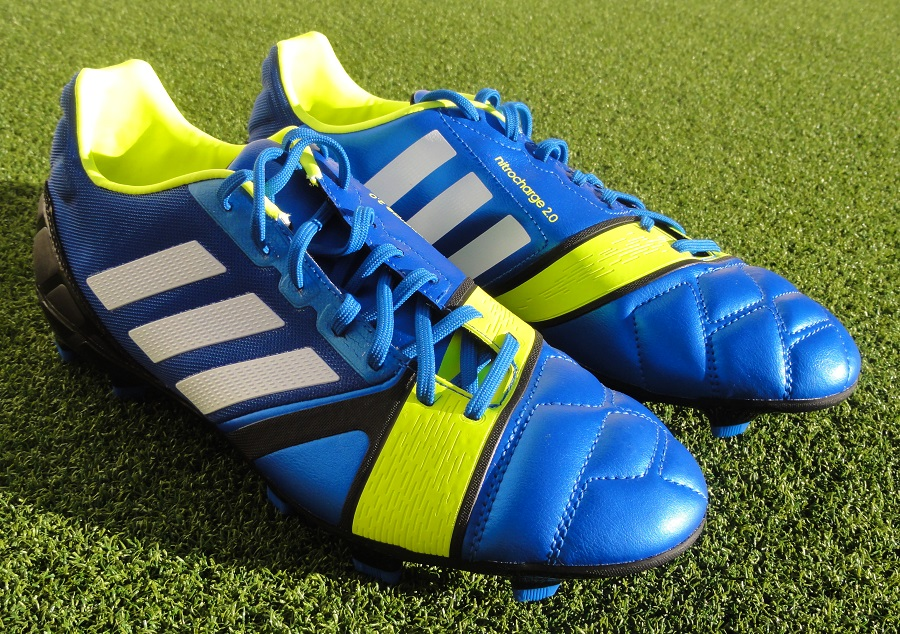 Hommes Adidas Nitrocharge 2.0 - Boot Review  b3b33cacf0705