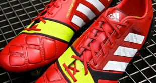 Adidas Nitrocharge Red Detailing