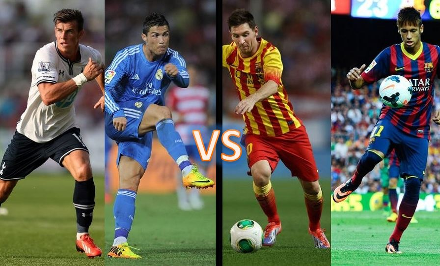 Brand Battle Bale Ronaldo Messi Neymar | Soccer Cleats 101