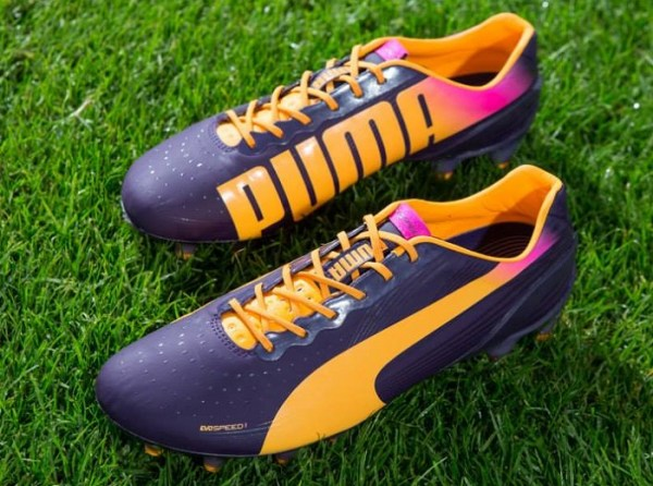Puma evoSPEED 1.2 Purple Orange
