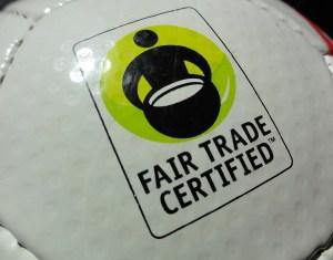 Senda Fair Trade Footgolf Ball