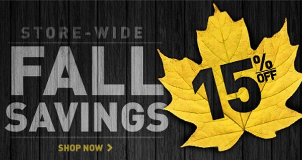 WSS Fall Sale