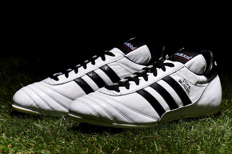 Original Limited Edition White Adidas Copa Mundial Released