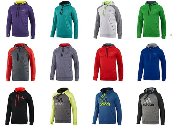 Ultimate fleece line up