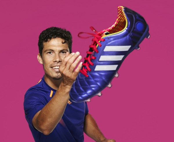 Adidas adiPure 11pro Samba Collection