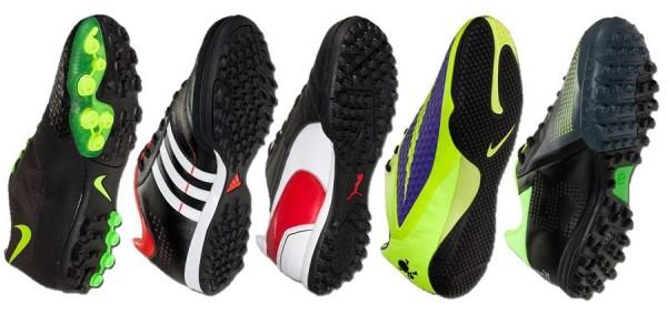 Footgolf Choices