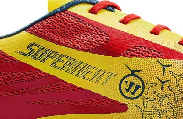 Warrior Superheat Red