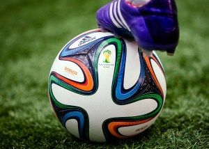 Controlling the Brazuca