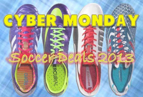 Cyber Monday Soccer
