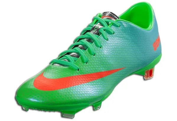 Neo Lime Nike Vapor IX