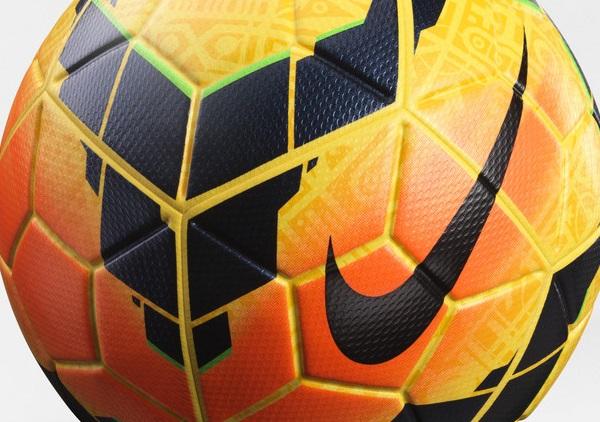 Nike Ordem Ball Details