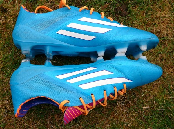F50 adiZero Review